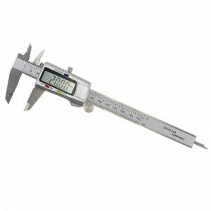 Electronic Digital Caliper - Stainless Steel Construction  [TKE-CVSB-886]