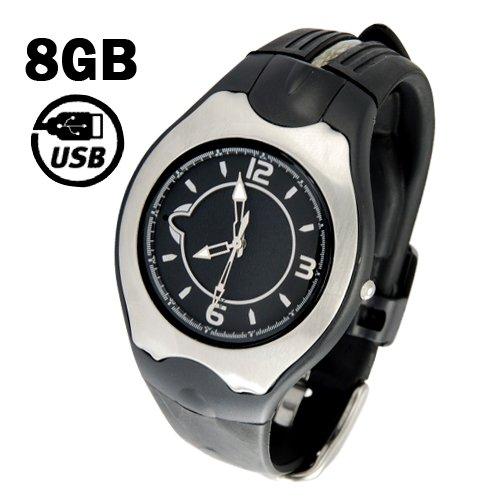 8GB USB Watch Timepiece [TKE-CVSC-218-8GB]