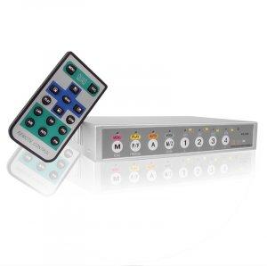 Digital 4 Camera Quad Processor  [TKE-CVAJM-104M]