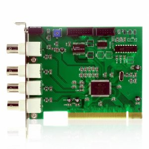 4 Channel Video DVR Card (BNC Connection)  [TKE-SKC-2000F]