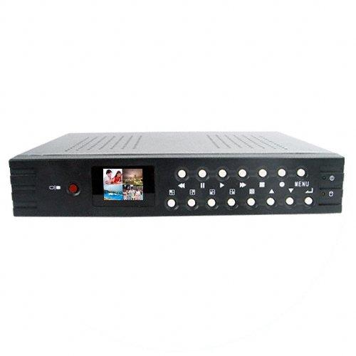 Four Channel Embedded Digital Video Recorder -NTSC  [TKE-CVAJM-913-NTSC]