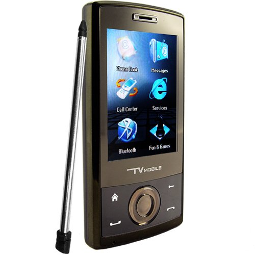 Quad Band Touchscreen Cell Phone - Accelerometer with Dual SIM  [TKE-CVDQ-M01]