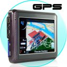 4.3 Inch Portable GPS Navigator with Touchscreen (Signature Ed.)  [TKE-CVGY-CS16]