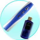 Remote Control Presentation Laser Pointer + Receiver  [TKE-TXX-V-109]