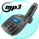 2GB Plug-In Car MP3 Player (with FM Transmitter)  [TKE-CVHI-C18]