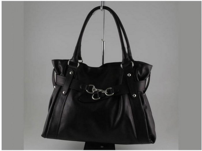 Italian High Quality Sauvage Leather Lady Bag -Luisa