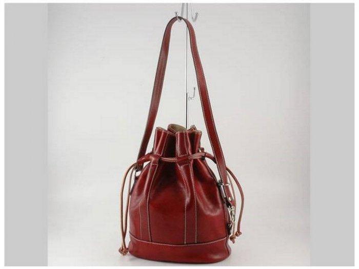 Italian High Quality Calfskin Leather Lady Bag - Clara