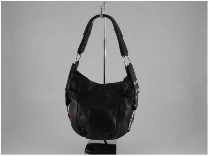 Italian High Quality Sauvage Leather Lady Bag - Lara