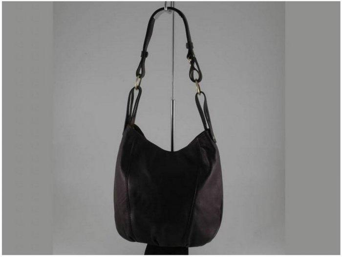 Italian High Quality Sauvage Leather Lady Bag - Gaia