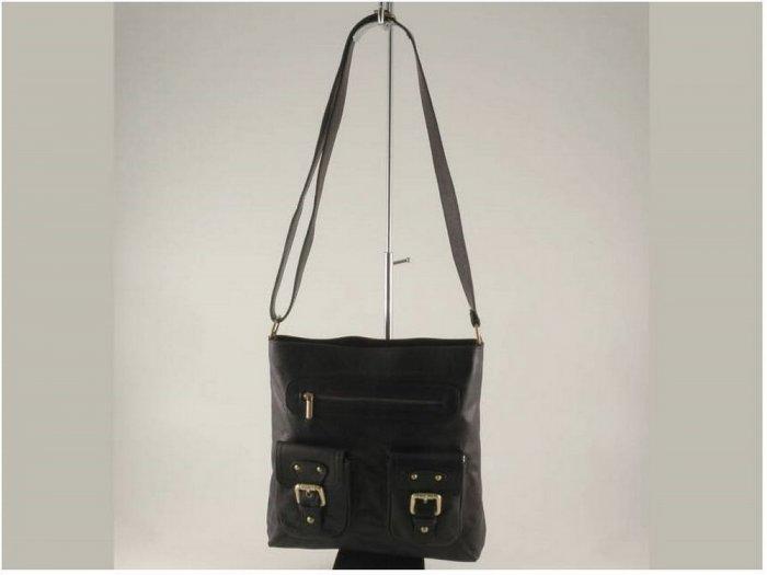 Italian High Quality Sauvage Leather Lady Bag - Emilia