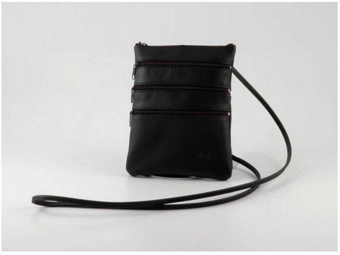 Italian HighQuality Sauvage Leather Unisex Bag - Alex