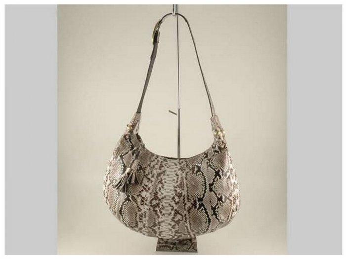 Italian High Quality Python Leather Lady Bag - Sirya