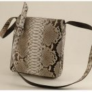 Italian High Quality Python Leather Unisex Bag - Dylan