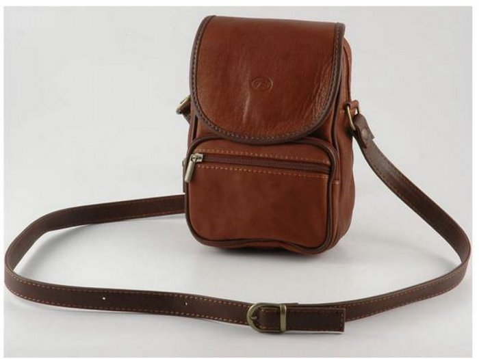 Italian High Quality Calfskin Leather ShoulderBag-Loris