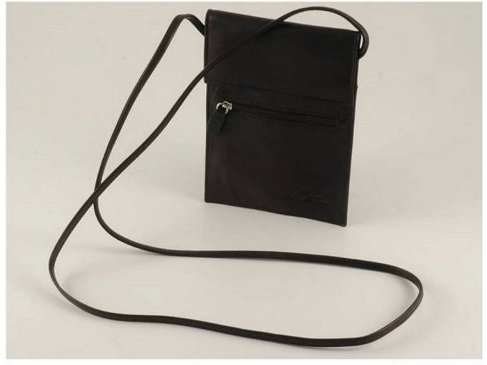 Italian High Quality Leather Shoulder Bag - Exclusive