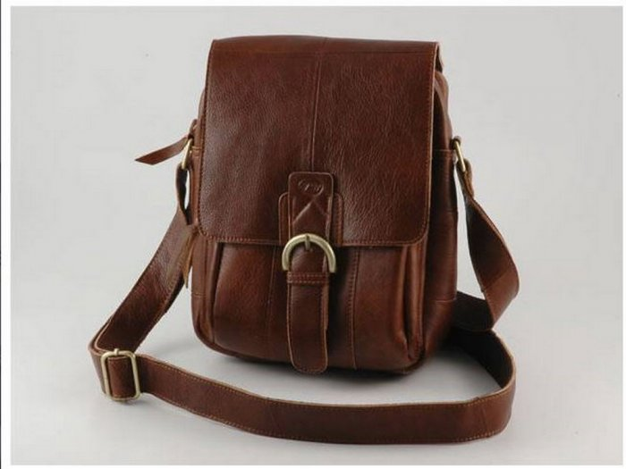 Italian High Quality CalfskinLeather ShoulderBag -Denis