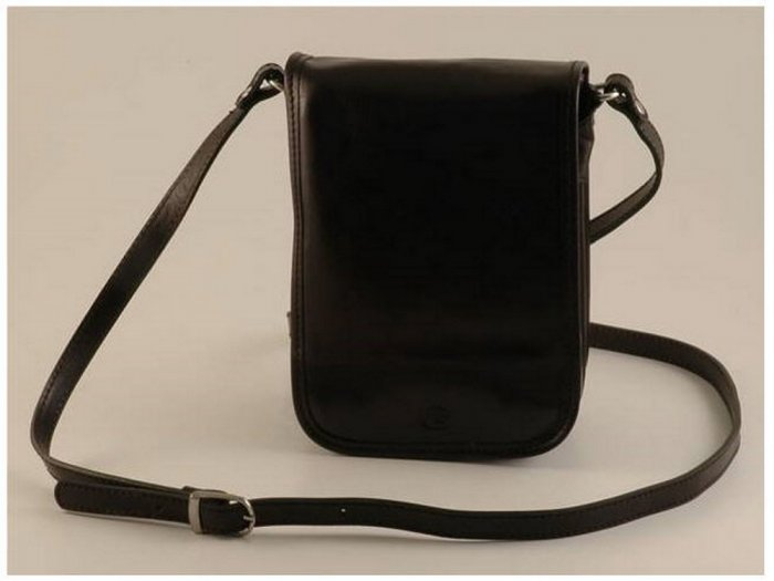 Italian HighQuality CalfskinLeather ShoulderBag-Brandon
