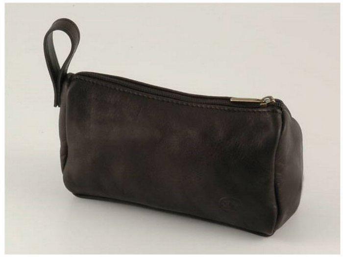 Italian High Quality Sauvage Leather BeautyCase -Mickey