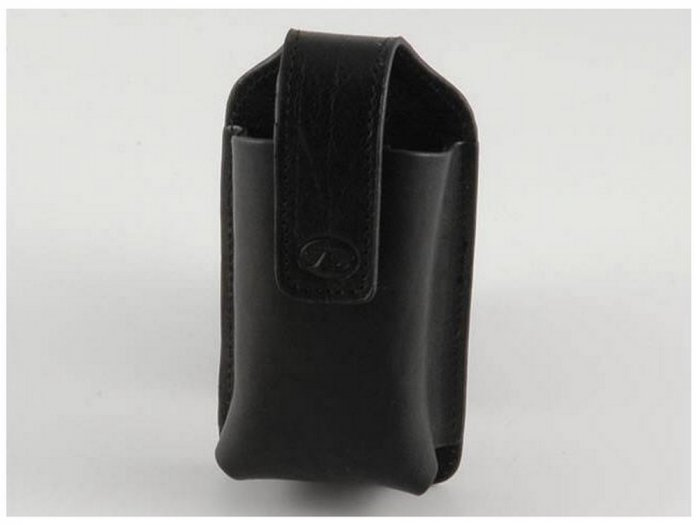 Italian High Quality Calfskin Leather Cellphone Holder