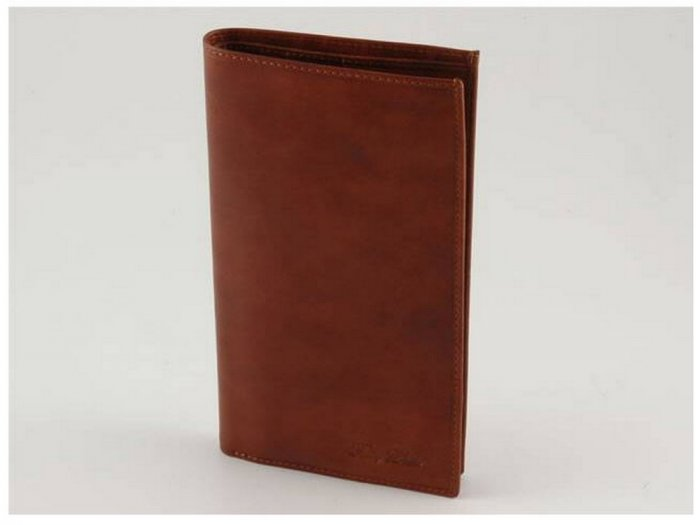 Italian High Quality Calfskin Leather Document Case