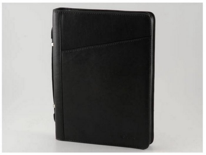 Italian HighQlty Calfskin Leather Case-VittorioEmanuele