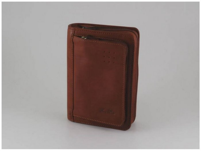 ItalianHighQuality CalfskinLeather DocumentCase-Commodo