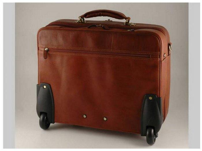 Italian High Quality Calfskin Leather Bag-San Francisco