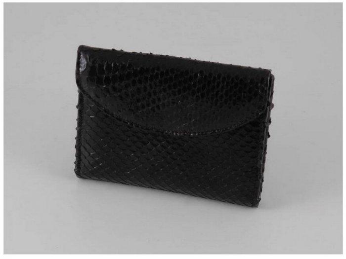 Italian High Quality Python Leather Men Wallet