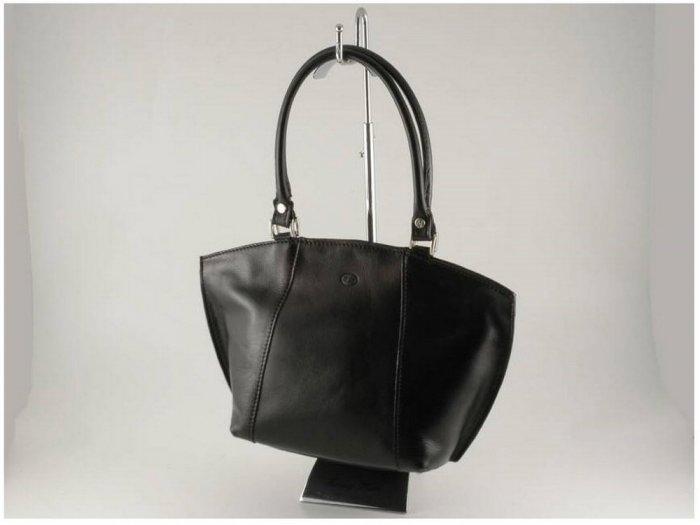 Italian High Quality Calfskin Leather Lady Bag - Chiara