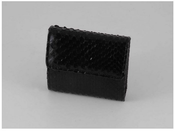 Italian High Quality Python Leather Lady Wallet