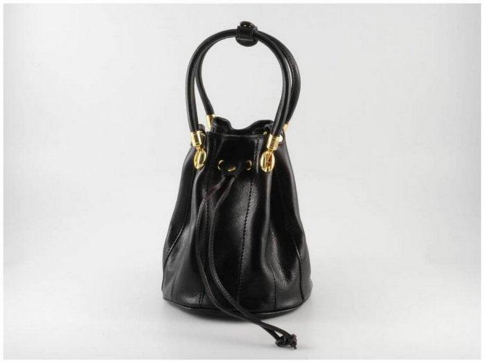 Italian High Quality Calfskin Leather LadyBag - Clara