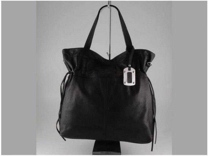 Italian High Quality Sauvage  Leather Lady Bag - Sally