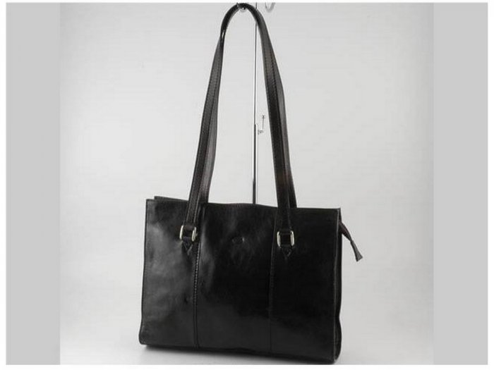 Italian High Quality CalfskinLeather Lady Bag SS- Rosy