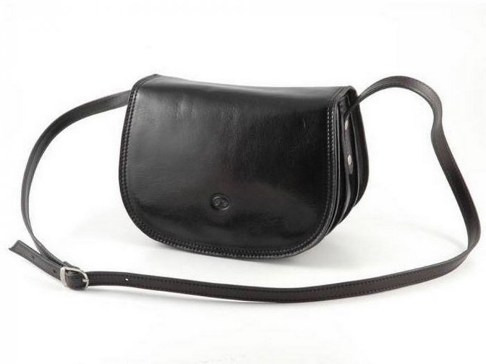 Italian High Quality Calfskin Leather Lady Bag-Isabella