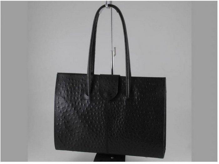 Italian High Quality Leather Lady Bag-Cristina