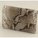 Italian Python Leather Women Wallet - Exclusive