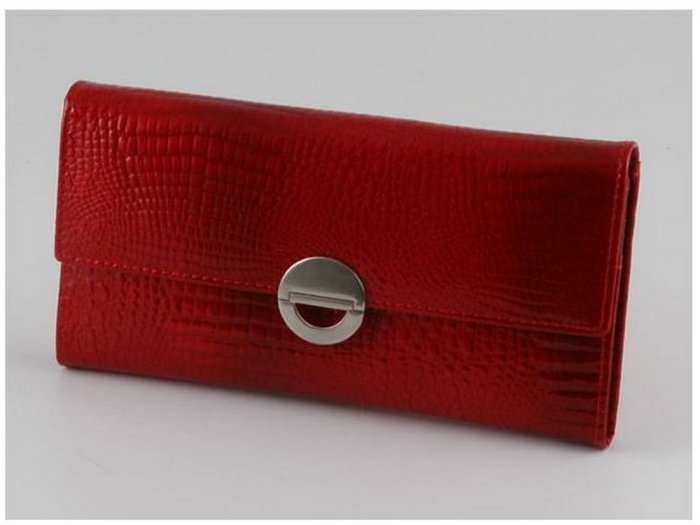 Italian Bycast Leather Women Wallet -Exclusive