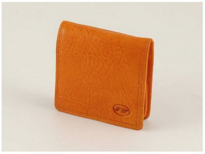 Italian High Qlty CalfskinLeather CoinHolder -Exclusive