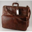Italian High Quality Calfskin Leather TravelBag-Papeete