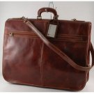 Italian High Quality Calfskin Leather Travel Bag - Bali