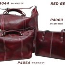 Italian High Quality Leather Travelbags-PelleveraGerber