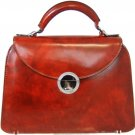 Italian High Quality Leather  Handbag - Veneziano Small