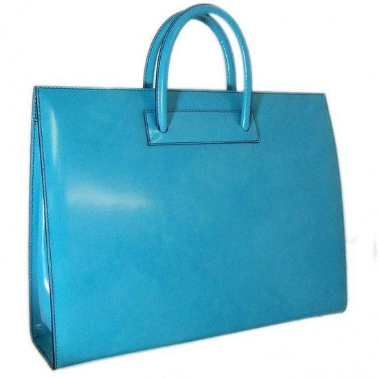 Italian High Quality Leather  Handbag - Alberti Large