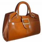 Italian High Quality Leather  Handbag - Piero della Fra