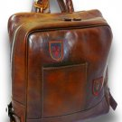 Italian High Quality Leather Backpack - Firenze