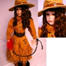 """Sunland Traditions Doll """"Annie Oakley"""""""