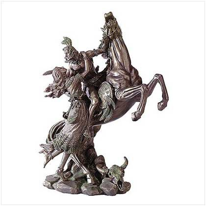 """LOVER`S RESCUE """"Liberty Bronze Collection"""""""