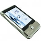 """4GB 3"""" Touchscreen MP5 Player with Camera and E-Book"""