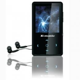 """2"""" Touch Pad MP3/Video Player"""