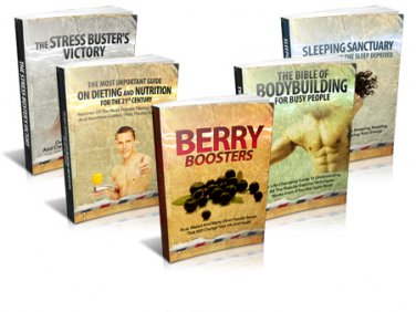 """The """"Health And Wellness Series"""" Package"""